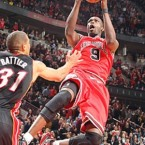 Chicago Bulls Saddened By the Trade of Long-Time Teammate Luol Deng
