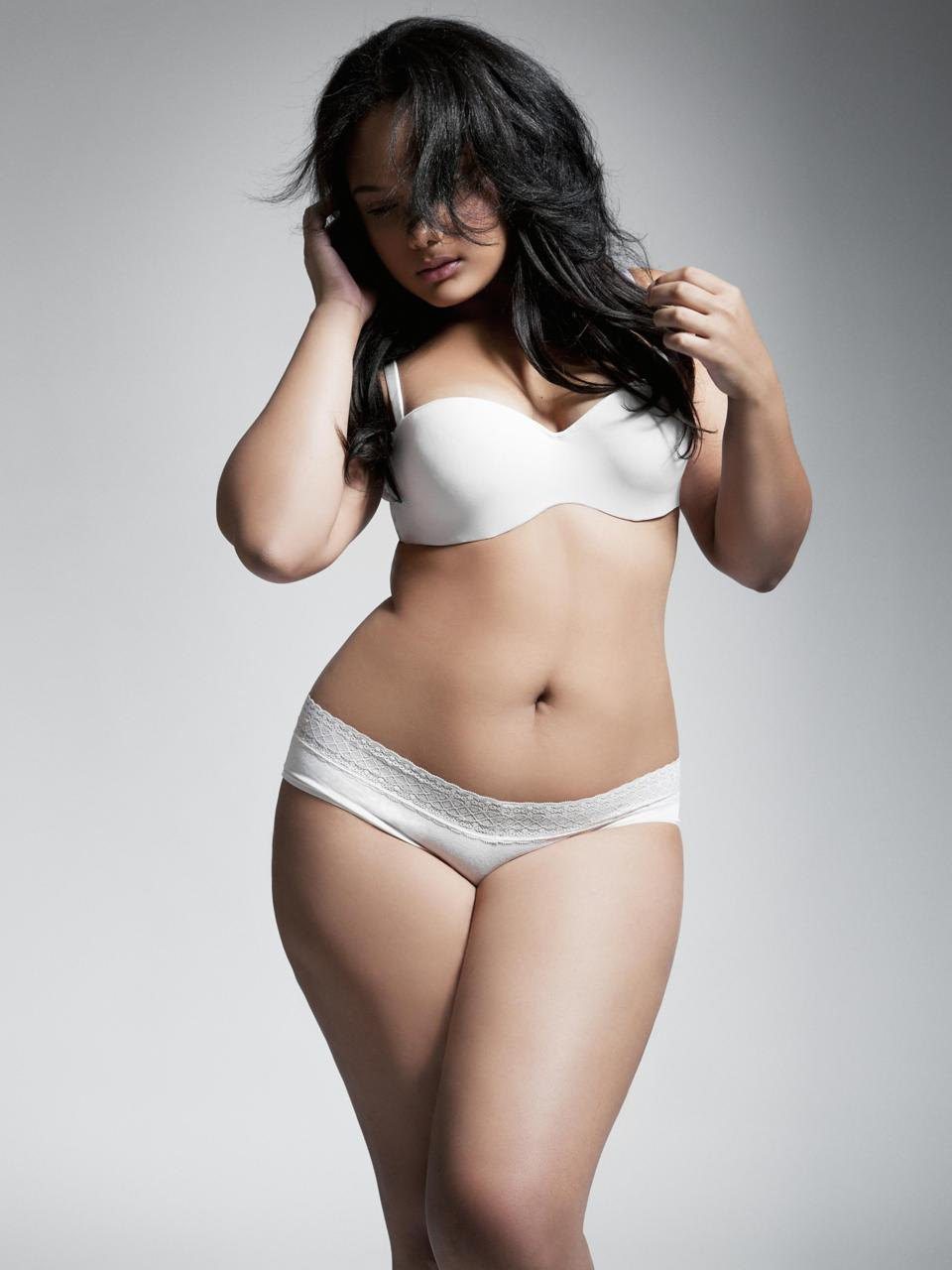 curvy woman tumblr