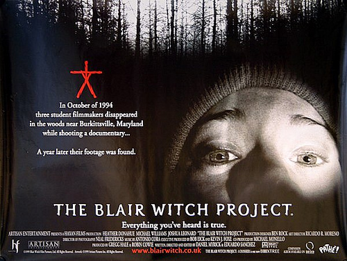 The Blair Witch Project Movies