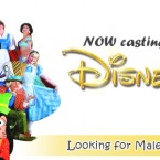 Disney Live! Now Hiring Performers