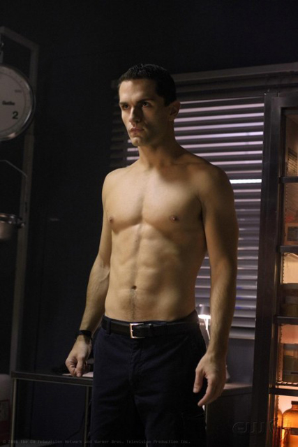 Sam Witwer as Aidan