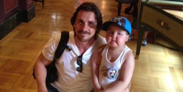 Christian Bale and Jayden Barber story