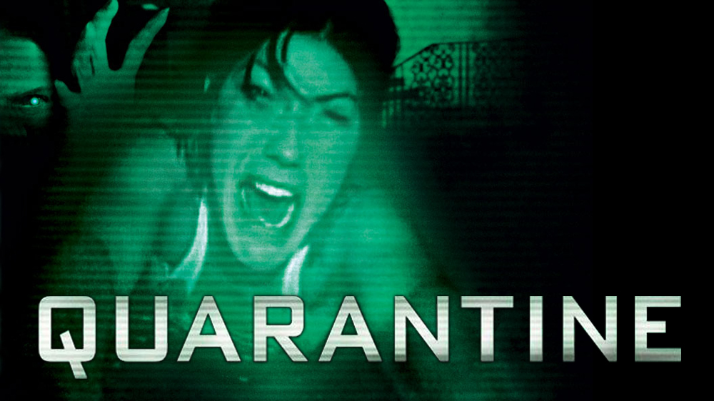 quarantine 2008 Movies