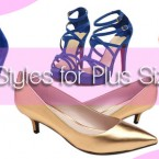 Best Shoe Styles for Plus Size Women