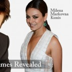 Celebrities' Real Name Uncovered