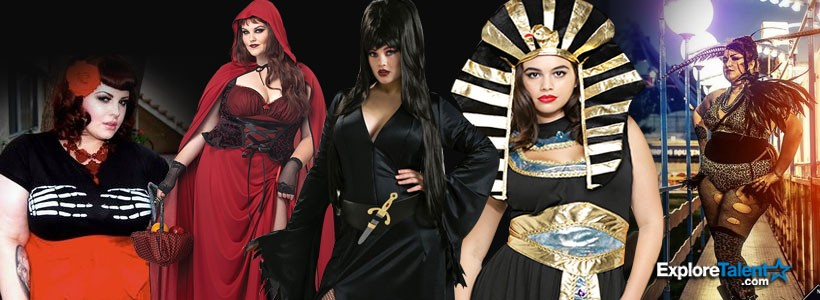 Diy Costume Ideas For Plus Size Models