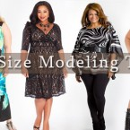 7 Affordable Plus Size Modeling Trends of 2014