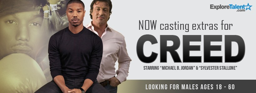 Creed Casting Call