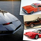 9 of Television's Most Memorable and Priciest Cars of All Time