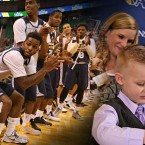 Utah Jazz signs 5 Year Old Leukemia Patient the Game of His Life