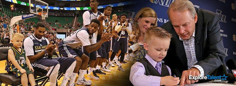 Utah-Jazz-Signed-contract-to-a-5-year-old