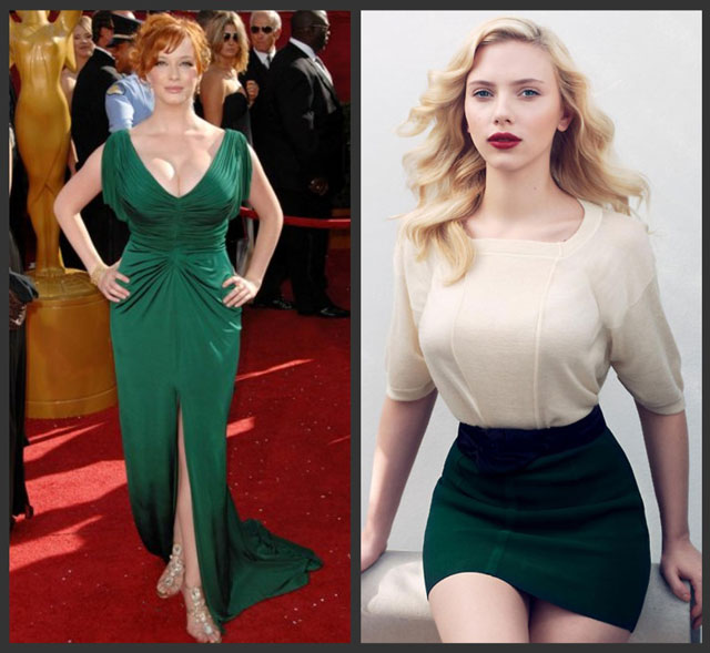 Celebrities-with-Hourglass-Figure Plus Size Women