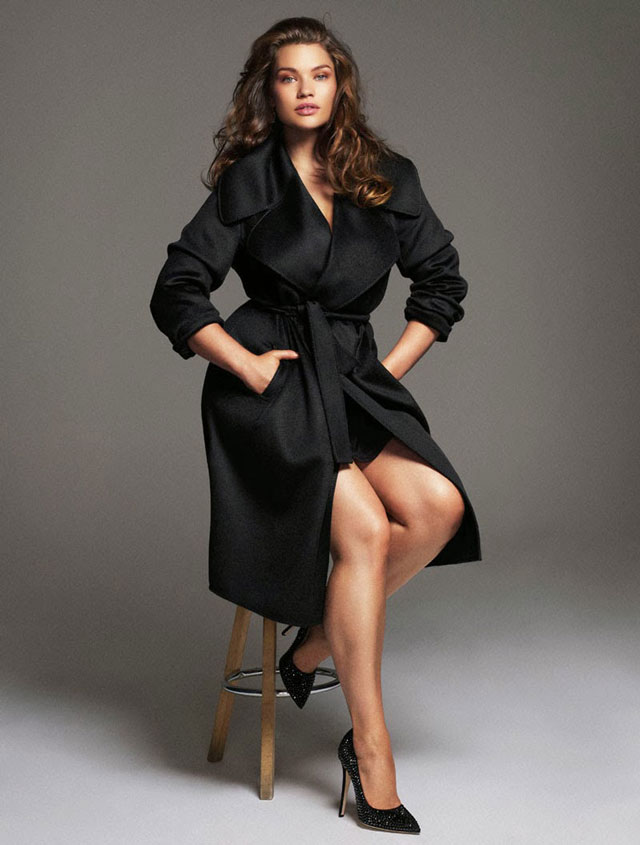7 Affordable Plus Size Modeling Trends of 2014 | Explore Talent