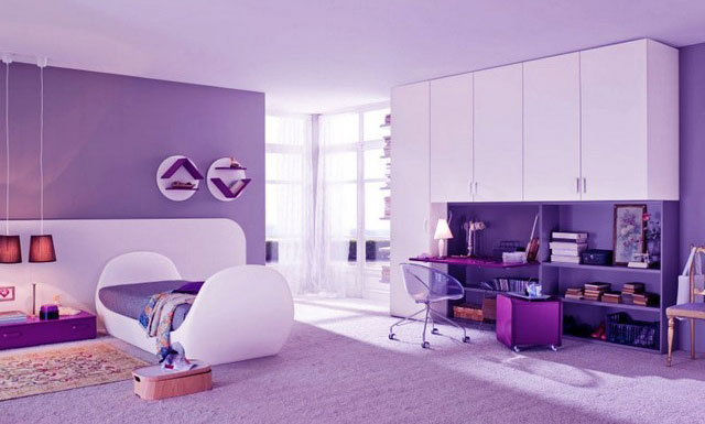 cool bedroom ideas for teenage girls and comfortable