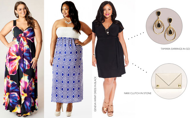 Rectangle Plus Size Women