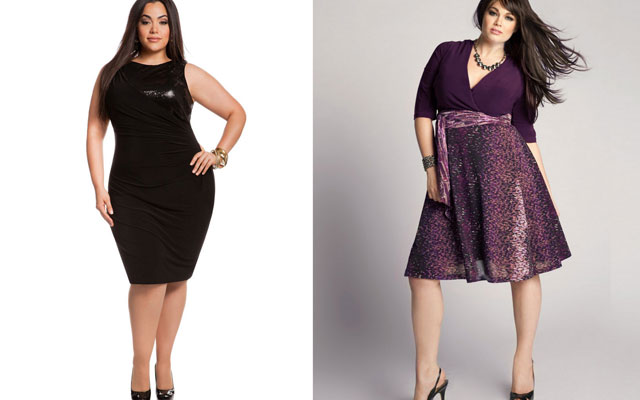 Figure-Eight Plus Size Women