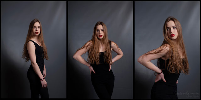 modeling-poses