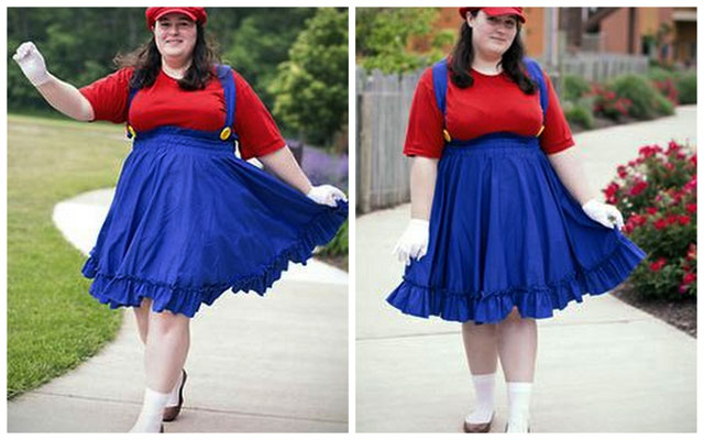 Plus Size Halloween Costume Ideas Pinterest - Halloween Comstume
