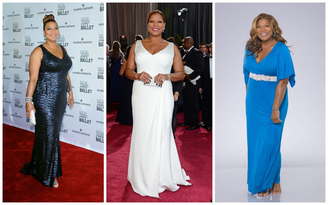 Queen-Latifah-Oval-Body-Shape