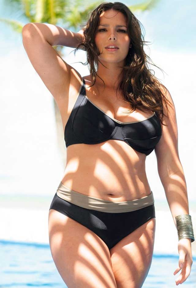 Plus Size Model Candice Huffine