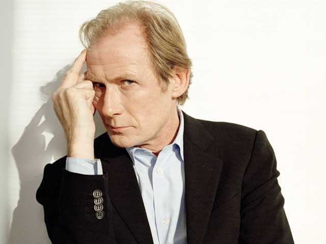 Bill Nighy Motion