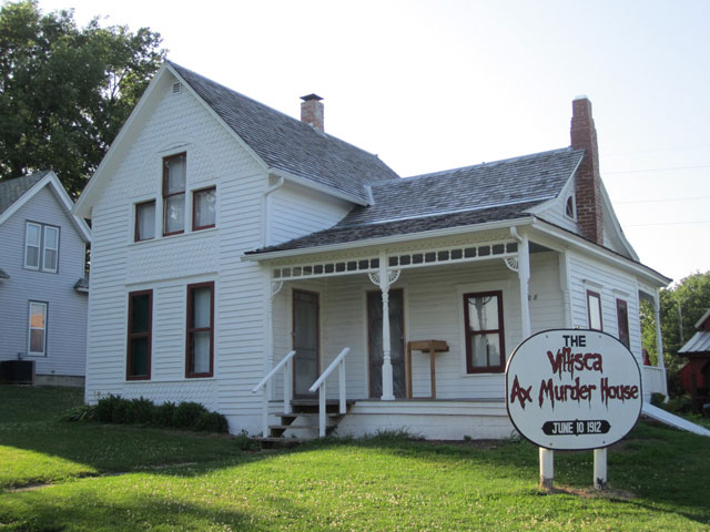 the villisca axe murder house