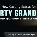 Universal's Dirty Grandpa is Currently Casting Extras