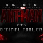 Marvel's Human-Sized Ant-Man Trailer Has Been Released