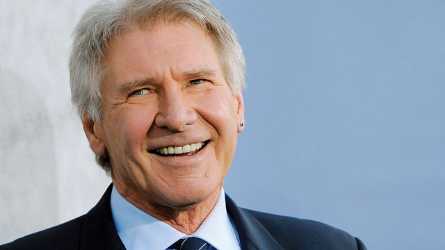 Harrison-Ford Famous