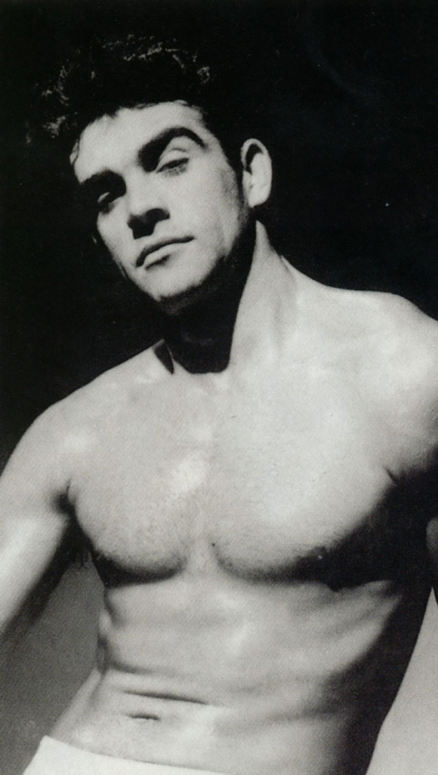 Sean connery from milkman to spy to sexiest man of the for Sean connery tattoos