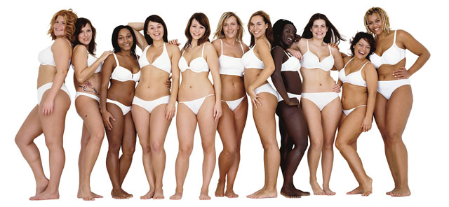 Dove-Real-Beauty-Campaign Size Modeling