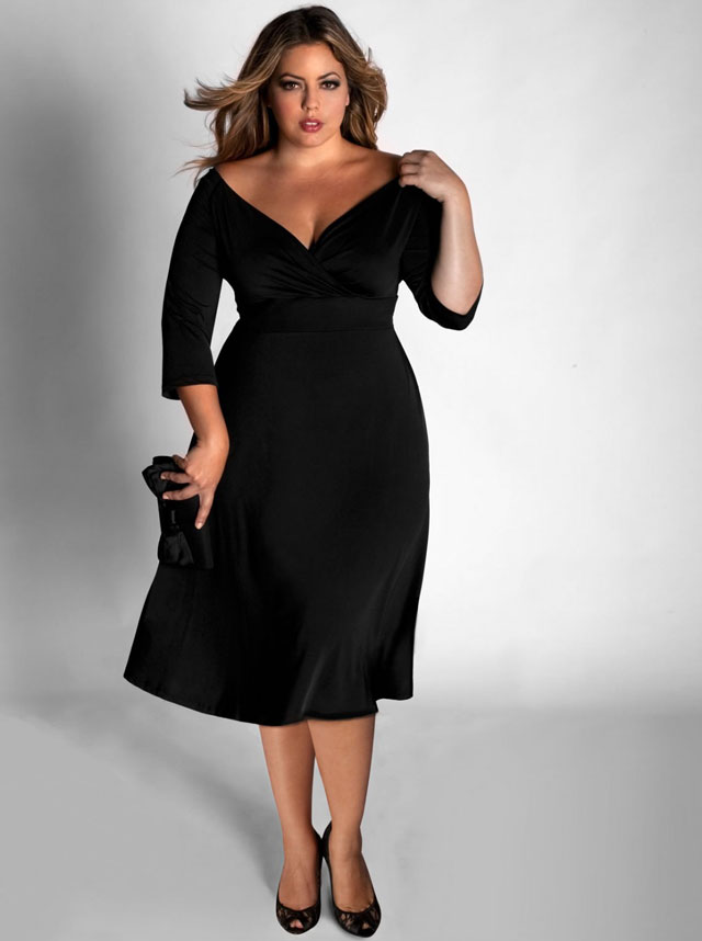The-Little-Black-Dress Size Modeling