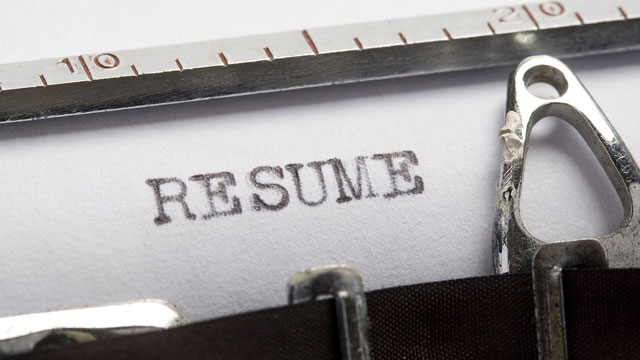 Guide to resume making
