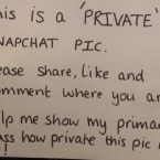 """UK Teacher's Message About Sharing """"Private"""" Photos Goes Viral"""