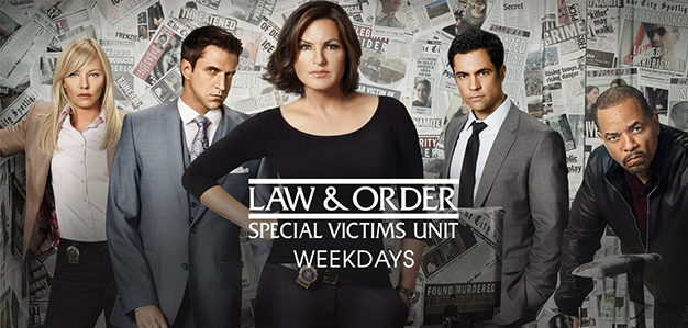 Law And Order- SVU