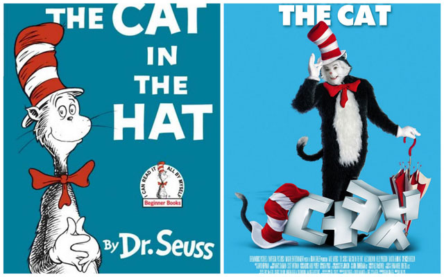 The Cat in the Hat great books
