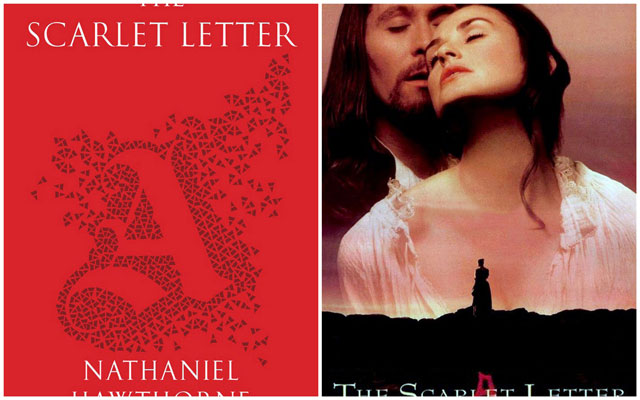 The Scarlet Letter great books