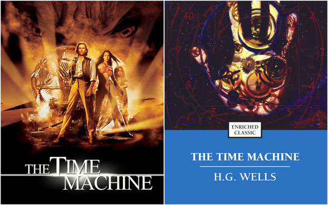 The Time Machine great books