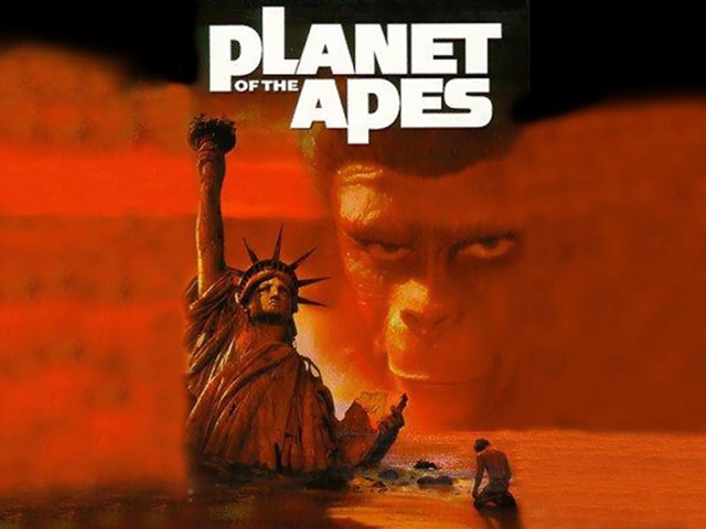 Planet-of-the-Apes movie franchises