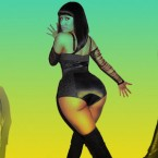 10 Celebrities Made Famous by Their Booties