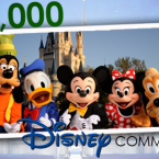 $2,000 Disney Commercial Casting Call for Families