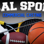 Casting Call for $800 Local Sports Commercial
