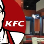KFC Streams Porno at Restaurant in Front of Customers