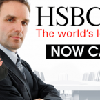 HSBC Casting Call for Print Ad
