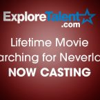 Lifetime Movie 'Searching for Neverland' Now Casting