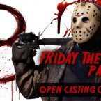 'Friday the 13th, Part 13' Open Casting Call