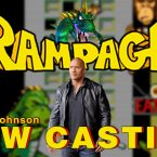 'Rampage' Starring Dwayne Johnson Now Casting