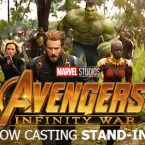 Marvel's 'Avengers: Infinity War' Now Casting Stand-Ins