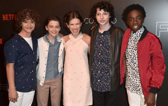 Stranger Things 3 Cast