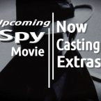 Upcoming Spy Movie Now Casting Extras